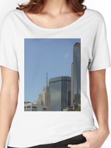 Dallas Architecture 3 Women's Relaxed Fit T-Shirt