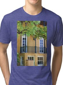Dallas Architecture 4 Tri-blend T-Shirt