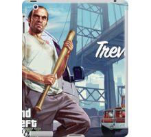 Trevor Philips GTA V Poster iPad Case/Skin