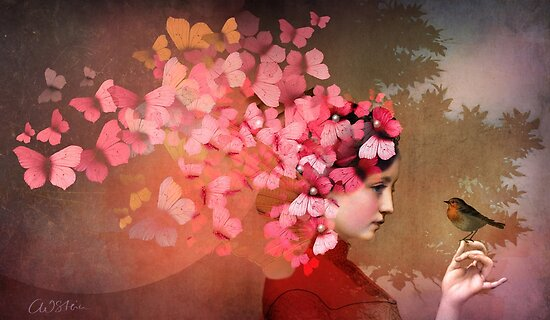 Friendship 2 by Catrin Welz-Stein