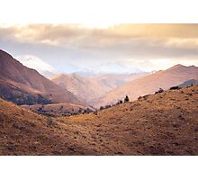 Queenstown Hill Photographic Print