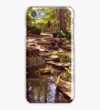 Peaceful Hideaway iPhone Case/Skin
