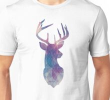 The Stag - Galaxy of Colors Unisex T-Shirt