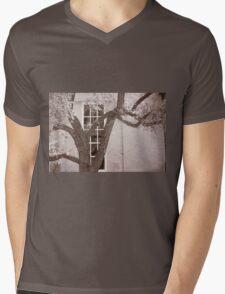 Dallas Architecture 10 Mens V-Neck T-Shirt
