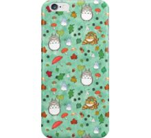 My Neighbour in mint iPhone Case/Skin