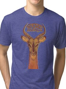 tame impala 01 Tri-blend T-Shirt