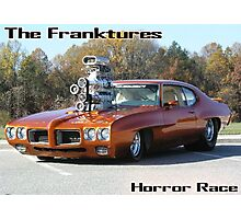 Horror Race G.T.O Photographic Print