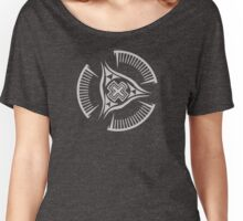 Nippur 3200 BCE Bowl White 77 Opacity Women's Relaxed Fit T-Shirt