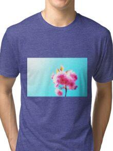 Perfect Blossoms. Tri-blend T-Shirt