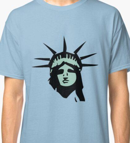 LIBERTY (LARGE) Classic T-Shirt