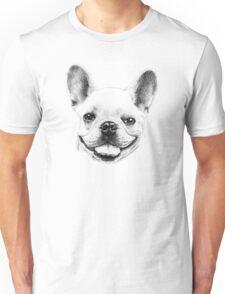 French Bulldog Portrait Unisex T-Shirt