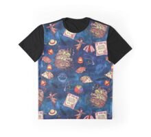 The Moving Castle Graphic T-Shirt