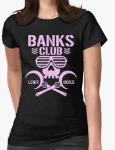 Banks Club Womens Fitted T-Shirt