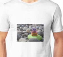 Colorful Rocks Unisex T-Shirt