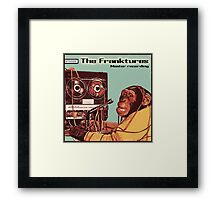 Master recording Framed Print