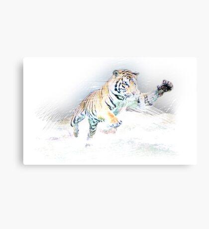 Celestial Tiger Canvas Print