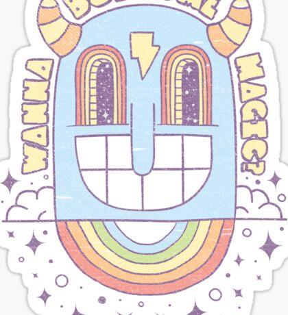Wanna Buy Some Magic? Sticker
