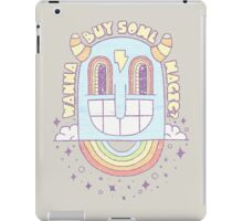 Wanna Buy Some Magic? iPad Case/Skin