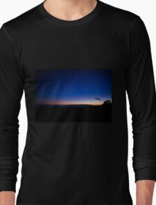 When Night Becomes Day Long Sleeve T-Shirt