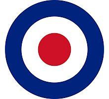 RAF MODS Photographic Print
