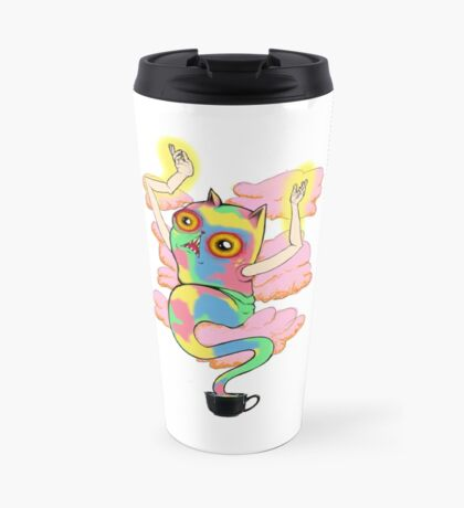 The jitters Travel Mug