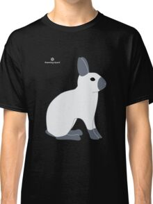 Blue Sable Point Rabbit Classic T-Shirt