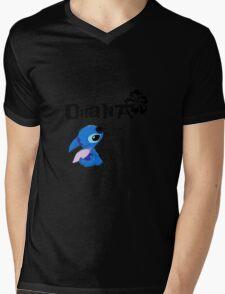 Ohana Mens V-Neck T-Shirt