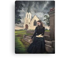 Dark Night of the Soul Canvas Print