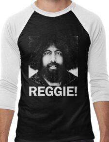 REGGIE WATTS Men's Baseball ¾ T-Shirt
