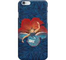 Flower Hawaii Pele iPhone Case/Skin