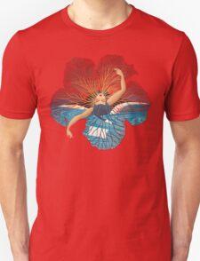 Flower Hawaii Pele Unisex T-Shirt
