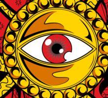 Dr Strange Eye of Agamotto  Sticker