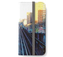 Heading Downtown  iPhone Wallet/Case/Skin