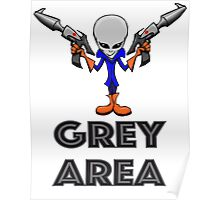 GREY AREA Poster