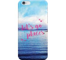 Loch Lomand (Scotland) iPhone Case/Skin