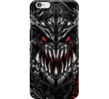 CyberDemon - Doom 4 // Fan-Art iPhone Case/Skin