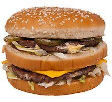 Big Mac Photographic Print
