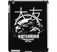 Akira Katsuhrio Cycles - Reversed iPad Case/Skin