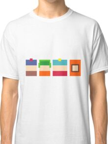 South Park Pixels Classic T-Shirt