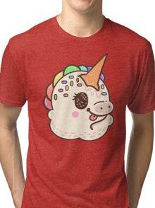 Unicone Sprinkles Tri-blend T-Shirt