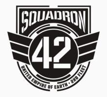 Squadron 42 Kids Tee