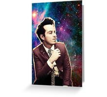 Moriarty Galaxy Greeting Card