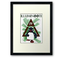 Illuminooty Framed Print