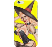Sexy Witch iPhone Case/Skin