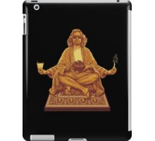 The Dude BubbleGun artwork iPad Case/Skin
