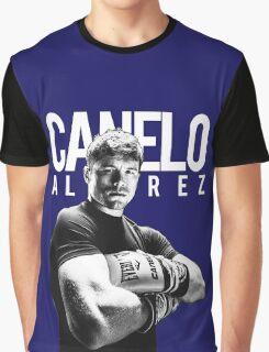 CANELO ALVARES Graphic T-Shirt