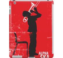 Alpha Ska iPad Case/Skin