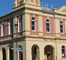 Post Office, Queenstown, Tasmania Sticker