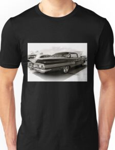 1960 Chevy Impala Unisex T-Shirt