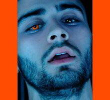 ZAYN - LIKE I WOULD orange eye Unisex T-Shirt